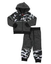 Boys - Hoodie & Sweatpants Set (2T-4T)-2423313