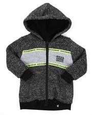 Hoodies - Sherpa Lining Fleece Hoodie (2T-4T)-2425633