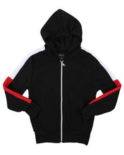 Hoodies - Full Zip Fleece Hoodie (8-20)-2425021