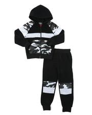 Boys - Hoodie & Sweatpants Set (4-7)-2423357