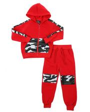 Boys - Hoodie & Sweatpants Set (4-7)-2423340