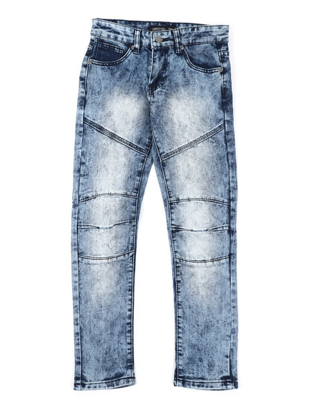 Arcade Styles - Destructed Knee Treatment Jeans (8-18)
