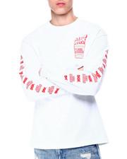 Shirts - DGK x Cup Noodles Logo L/S Tee-2425215