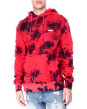 Preme - Red Hawaii Tie Dye Hoody-2424737