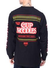 Shirts - DGK x Cup Noodles Logo L/S Tee-2425251