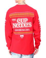 DGK - DGK x Cup Noodles Logo L/S Tee-2425239