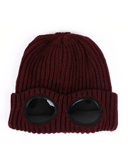 Stocking Stuffers Men - 2-Tone Waffle Beanie-2426230