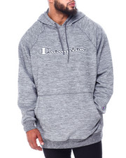 Champion - Pullover Fleece Hood W/Script Embroidery (B&T)-2426001