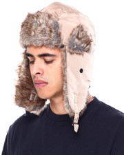 Hats - Fur Lined Trapper Hat-2426694