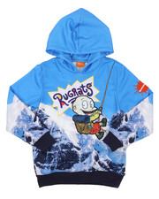 Looney Tunes - Rugrats Climbing Hoodie (8-18)-2426282