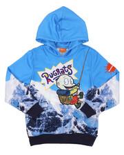 Nickelodeon - Rugrats Climbing Hoodie (8-18)-2426282