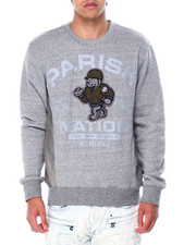 Parish - Parish Nation Mascot Crewneck Sweatshirt-2426593