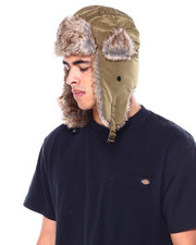 Hats - Fur Lined Trapper Hat-2426696