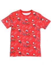 Ugly Christmas Shop - Holiday Printed Tee (8-18)-2426094