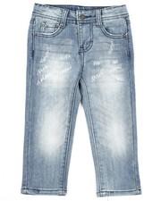 Buffalo - 5 Pocket Denim Jeans (2T-4T)-2426247