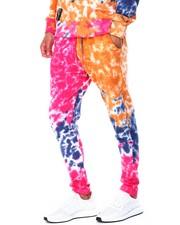 Preme - Pink Tie Dye Sweatpant-2426526