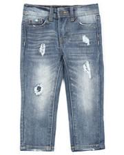 Bottoms - 5 Pocket Skinny Fit Denim Jeans (2T-4T)-2426417