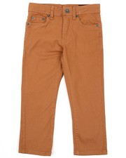 Buffalo - 5 Pocket Stretch Twill Pants (4-7)-2426238