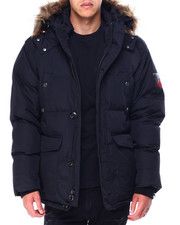 Moose Pie Puffer Coat