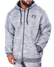Akademiks - Full Sherpa Lined Zip Logo Hoody (B&T)-2426142