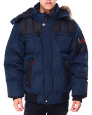 Outerwear - Milano Puffer Jacket-2426721