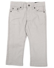 Buffalo - 5 Pocket Stretch Twill Pants (4-7)-2426243