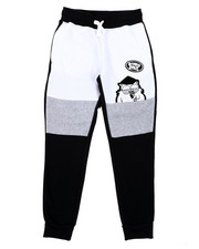 Bottoms - Southpole x Tootsie Fleece Jogger W/ Chenille Patch (8-20)-2426677