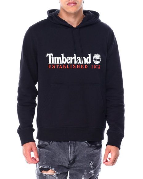 Timberland - Ess 1973 Hoodie Sweat L/S