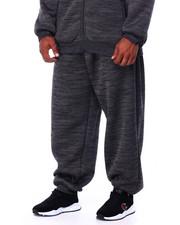 Akademiks - Sherpa Lined Jogger (B&T)-2426146