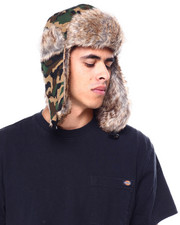 Hats - Fur Lined Trapper Hat-2426695