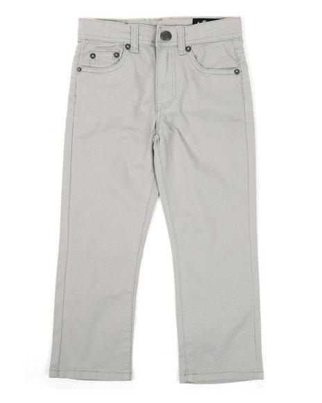 Buffalo - 5 Pocket Stretch Twill Pants (4-7)