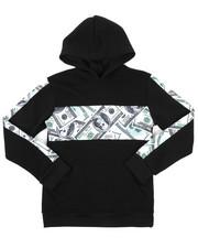 Hoodies - Money Hoodie (8-18)-2426074