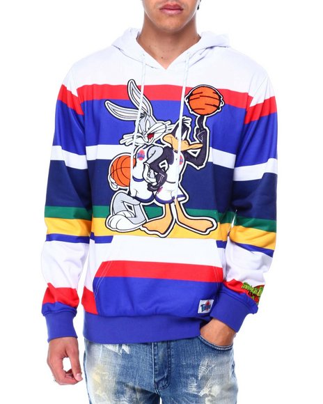 Freeze Max - Bugs And Daff Striped Hoody
