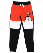 Bottoms - Southpole x Tootsie Fleece Jogger W/ Chenille Patch (8-20)-2426630