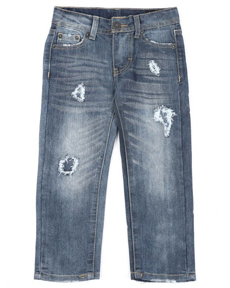 Buffalo - 5 Pocket Skinny Fit Denim Jeans (4-7)