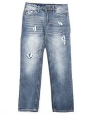 Bottoms - 5 Pocket Skinny Fit Denim Jeans (8-18)-2426263