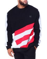 Makobi - Makobi Color Block Fleece Sweatshirt (B&T)-2426013
