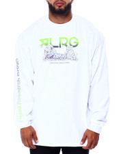 LRG - Leaders L/S Tee (B&T)-2424257