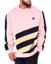Makobi - Makobi Color Block Fleece Sweatshirt (B&T)-2426018
