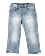Bottoms - 5 Pocket Denim Jeans (4-7)-2426251