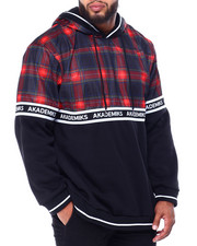 Akademiks - Pull Over Hoody (B&T)-2426371
