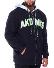 Akademiks - Full Zip Logo Hoody (B&T)-2426546