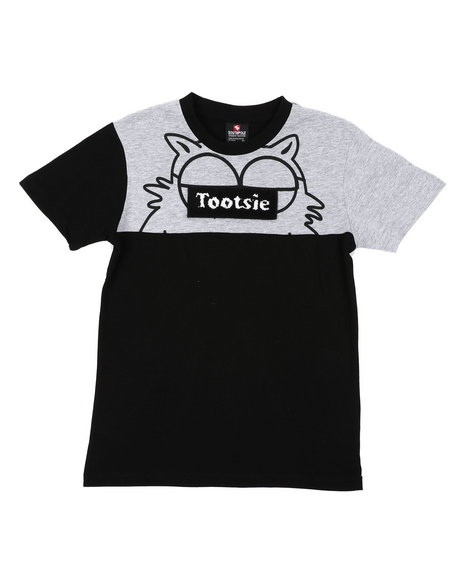 Arcade Styles - Southpole x Tootsie Chenille Patch Tee (8-20)