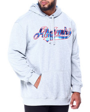 Big & Tall - Pull Over Logo Hoody (B&T)-2426166
