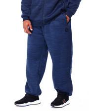 Akademiks - Sherpa Lined Jogger (B&T)-2426354