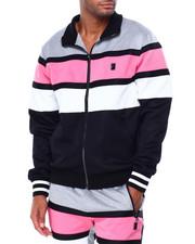 Makobi - Track Jacket w Jacquard-2427071