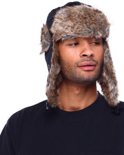 Hats - Fur Lined Trapper Hat-2426946