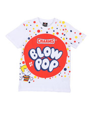 Tops - Southpole x Tootsie High Density Print Tee (8-20)-2427133