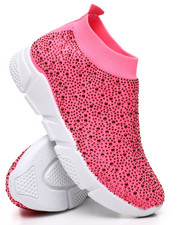 Footwear - Studded Slip-On Sneakers-2428147