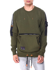 SWITCH - Utility Pocket Sweatshirt-2427399